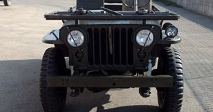 Jeep Willys M38 Military