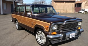 Jeep Grand Wagoneer Limited edition